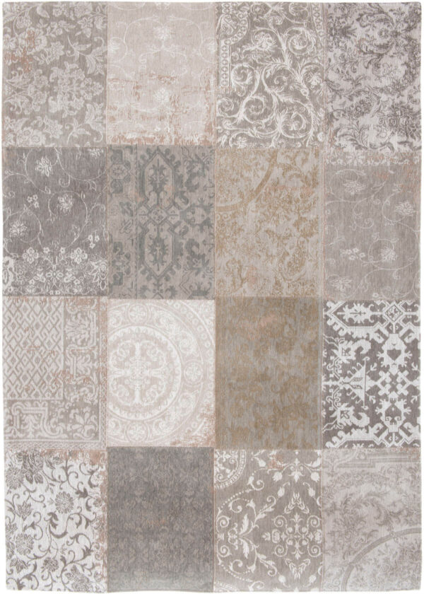 MO rugs Bezowy-Dywan-Patchwork-Ghent-Beige-8982-Louis-de-Poortere-MO-rugs-..