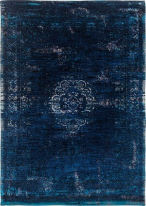 Dywan Louis de Poortere Fading World Medallion Blue Night 8254