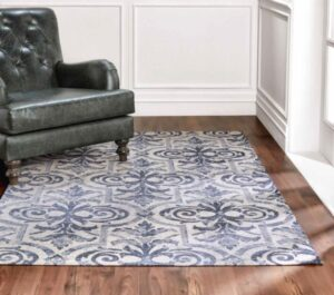 Dywan Carpet Decor Ashiyan Navy 160x230