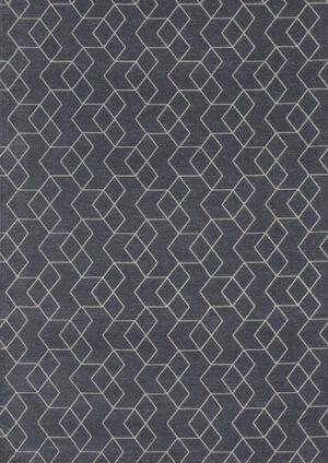 Dywan Carpet Decor Cube Anthracite 160x230