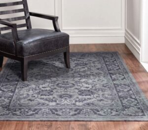 Dywan Carpet Decor Tebriz Antique Blue 160x230