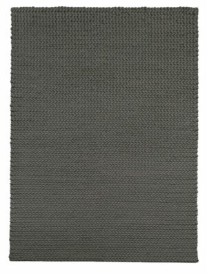 Dywan Carpet Decor Salud Dark Gray Handmade Collection 160x230