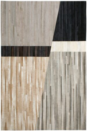 MO rugs CAMP-HILL-BEIGE-GRISE-aplat-dywan-ze-skóry-Serge-Lesage-e1561545678525-300x450