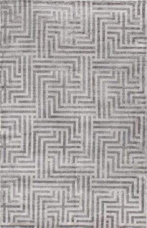Dywan Carpet Decor Leara Gray Handmade Collection