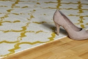 Dywan Obsession Stockholm Mustard Sto341