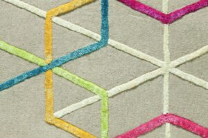 Dywan Ligne Pure Hexagon 233.001.990