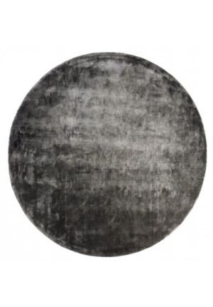 Dywan Carpet Decor Aracelis Steel Gray Handmade Collection Round