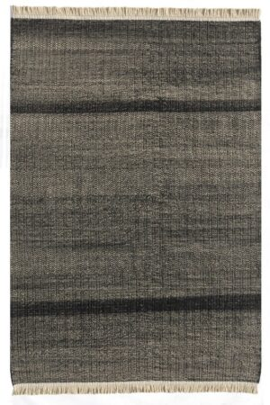 Dywan Nanimarquina Tres Outdoor Texture Black