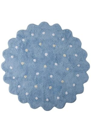 Dywan Lorena Canals Little Biscuit Blue Round 140