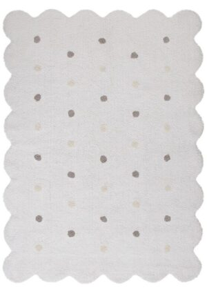 Dywan Lorena Canals Biscuit White 120x160
