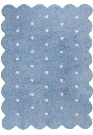 Dywan Lorena Canals Biscuit Blue 120x160