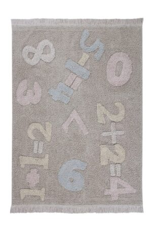 Dywan Lorena Canals Baby Numbers 120x160