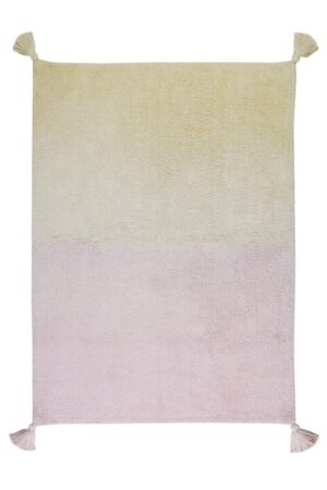 Dywan Lorena Canals Ombré Vanilla-Soft Pink 120x160