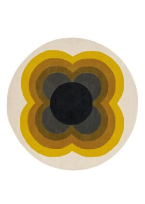 Dywan Orla Kiely Sunflower Yellow 060006
