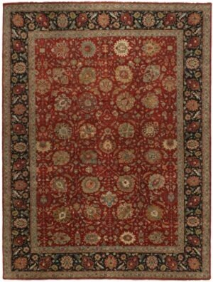Dywan Wełniany Farahan Royal Exclusive Antique 296 x 398
