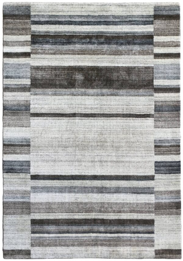 MO rugs NevadaViscose-ZO-973-15-Grey-Brown-1400x2000-Dywan-z-wiskozy-Theko-do-salonu-1