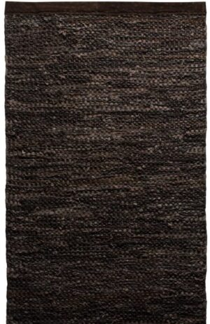 Dywan Rug Solid Leather Choco