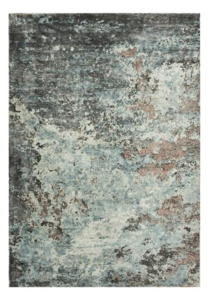Dywan Carpet Decor Sintra Teal Peach