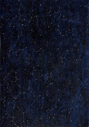 Dywan Christian Fischbacher Celestial Midnight Blue 9060