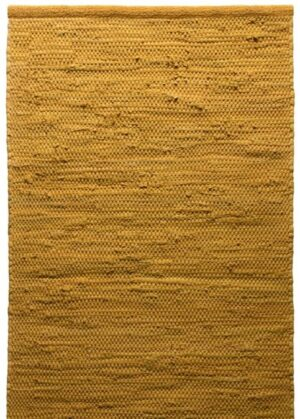 Dywan Rug Solid Cotton Rug Burnished Amber