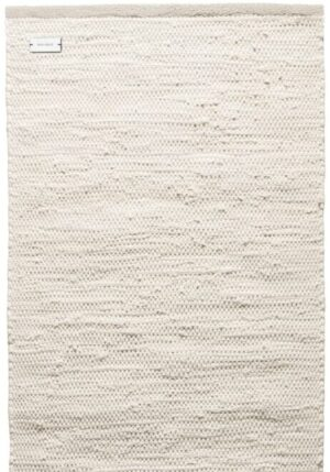 Dywan Rug Solid Cotton Rug Desert White