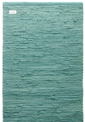 Dywan Rug Solid Cotton Rug Dusty Jade