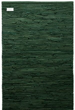 Dywan Rug Solid Cotton Rug Guilty Green